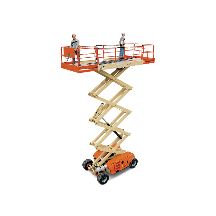 SCISSORLIFT 13 1M (43FT) DIESEL #100260 | ACCESS PLATFORMS
