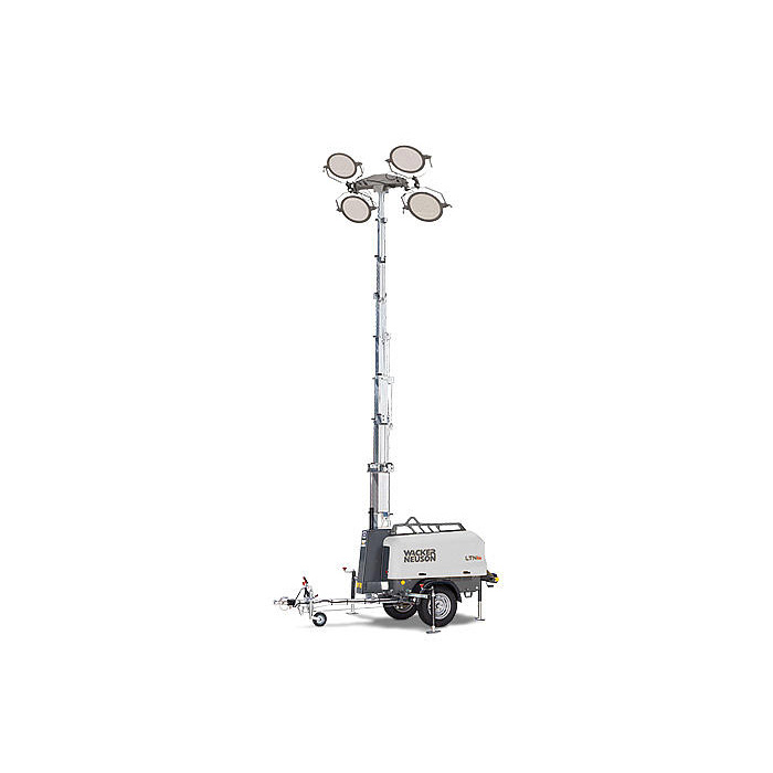 Light Tower Hire Canberra: LIGHT TOWER - DIESEL (LED) #351005