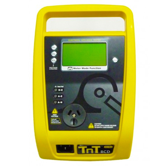 4033f45b5d Click to Zoom. GET A QUOTE The TNT-RCD Portable Appliance ...