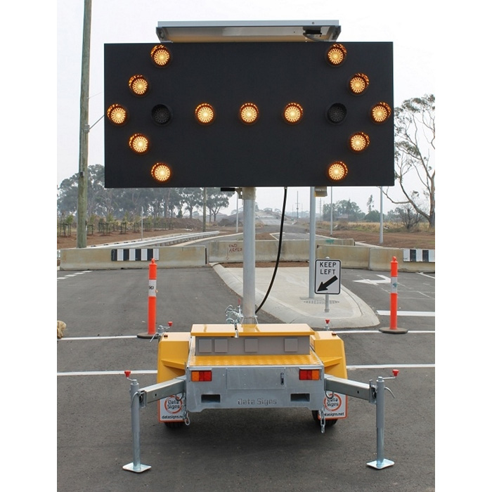 MESSAGE BOARD - ARROW VEHICLE MOUNTED #513510