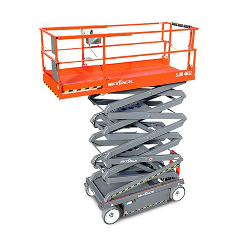 SCISSORLIFT  9.7M (32FT) ELECTRIC - code:100250