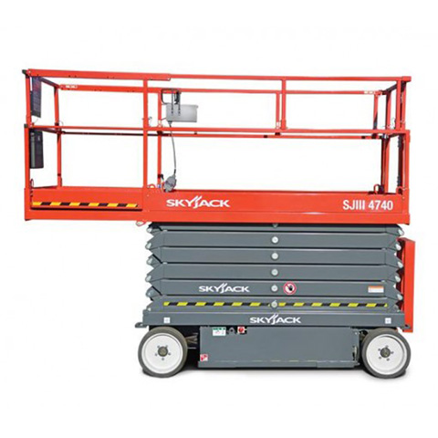 SCISSORLIFT 12.2M (40FT) ELECTRIC - code:100255