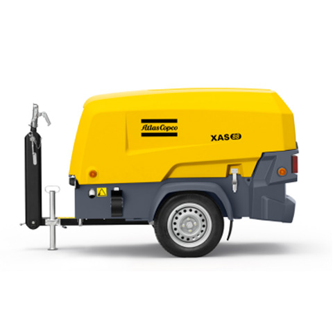 AIR COMPRESSOR  47 L/S (100 CFM) - code:110030