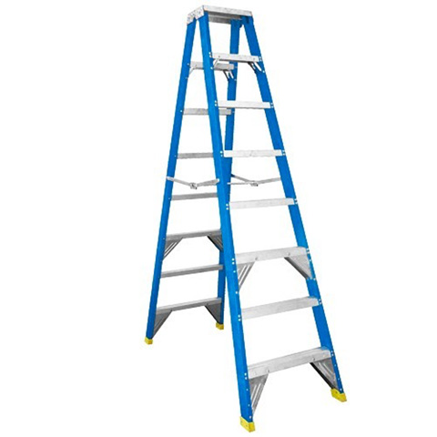 STEP LADDER 2.4M (8FT) FIBREGLASS - code:252625