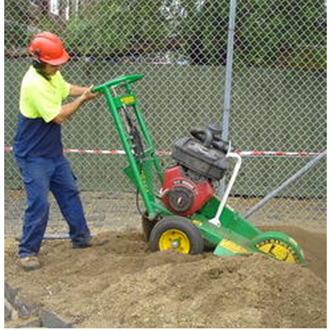 STUMP GRINDER - TRACKED LARGE - code:270335