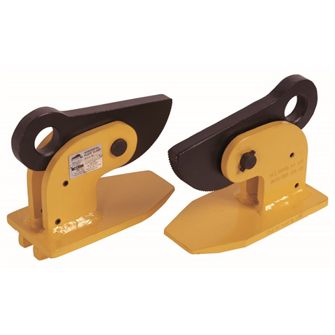 PLATE CLAMP 3T HORIZONTAL - code:301675