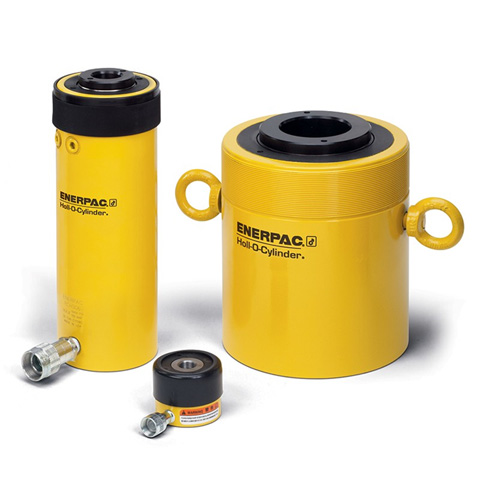 HYDRAULIC CYLINDER HOLLOW  30T/64MM - code:307855