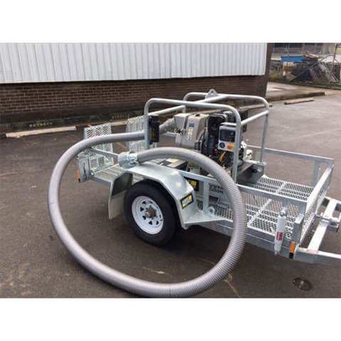 PUMP - TOWABLE 100MM  - code:370355