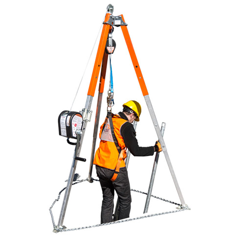 TRIPOD & RECOVERY SYSTEM - code:400025