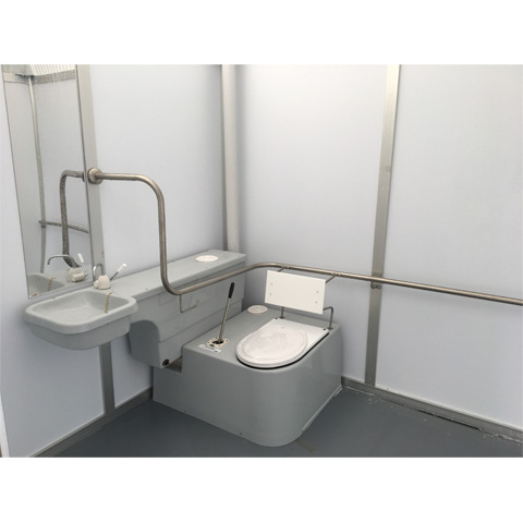 ACCESSIBILITY TOILET - FRESH WATER - code:402520