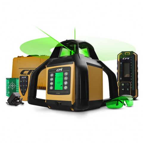 LASER - LEVEL HEAVY DUTY GREEN BEAM - code:405110