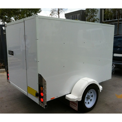 TRAILER - ENCLOSED   MEDIUM - code:520115