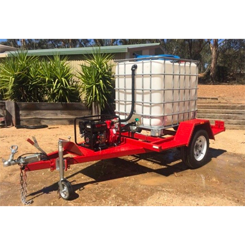 TRAILER - WATER CART - code:520160