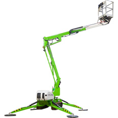 CHERRYPICKER 12M TRACKED