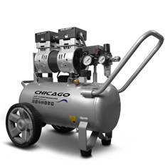 AIR COMPRESSOR  4 L/S (8 CFM) 240V