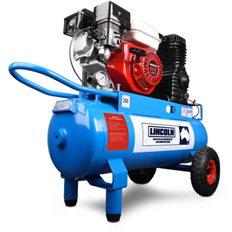AIR COMPRESSOR 4 L/S (8CFM - PETROL)