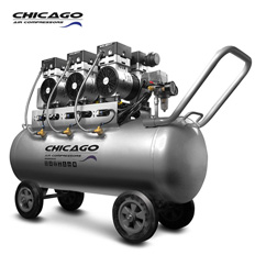AIR COMPRESSOR  7 L/S (15 CFM) 240V