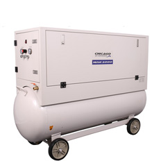 AIR COMPRESSOR 15 L/S (32CFM) 415V