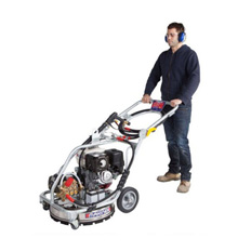 PRESSURE WASHER - DUAL ROTARY 4000PSI