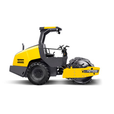 COMPACTION equipment for hire