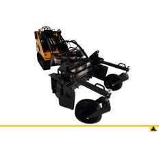 MINI LOADER - HARLEY ATTACHMENT