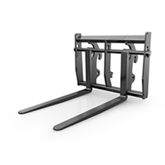 SKID STEER - FORK ATTACHMENT