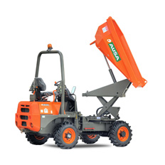 DUMPER 4WD - SWIVEL TIPPING 2.5T