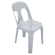 CHAIRS - STACKABLE