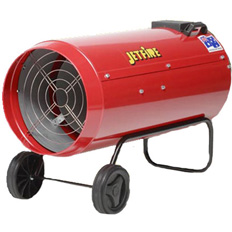 HVAC equipment for hire
