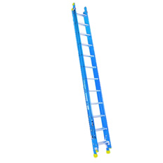 EXTENSION LADDER  4.3M - 7.5M (28FT) FIBREGLASS