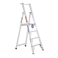 LADDER - PLATFORM 0.95M (3FT) SAFETY