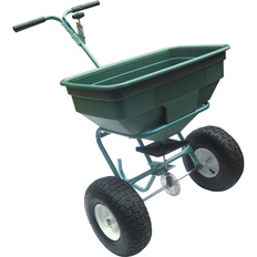 FERTILIZER SPREADER - PEDESTRIAN