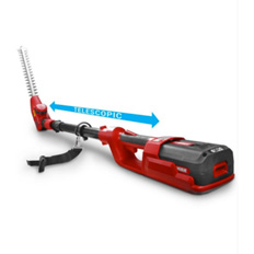 HEDGE TRIMMER - LONG CORDLESS 40V