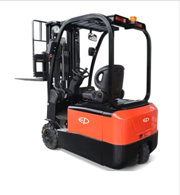 FORKLIFT - 3 WHEEL ELECTRIC 1.8T 6M
