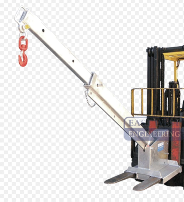 FORKLIFT JIB - EXTENDABLE
