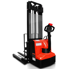FORKLIFT - PEDESTRIAN WALKIE STACKER