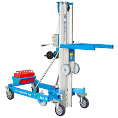 MATERIAL HOIST - 3.5M 450KG COUNTER WEIGHTED