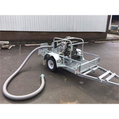 PUMP - TOWABLE 100MM