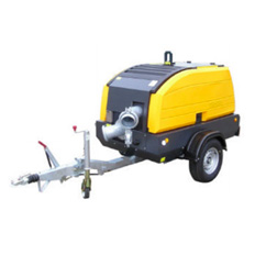 PUMP - TOWABLE 150MM