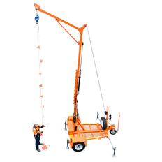 HEIGHT & CONFINED SPACE equipment for hire