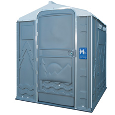 SHEDS & TOILETS equipment for hire