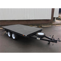 TRAILERS equipment for hire